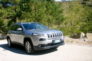 Essai Jeep Cherokee 2014