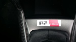 Limited edition DS3