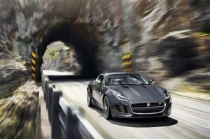 Coupé Jaguar F-Type R