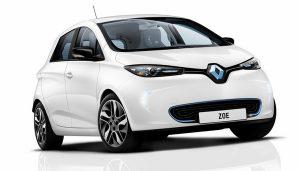 le pourcentage que représentent les voitures électriques dans cette masse. 6 autos électriques pour 1000 voitures à pétrole.