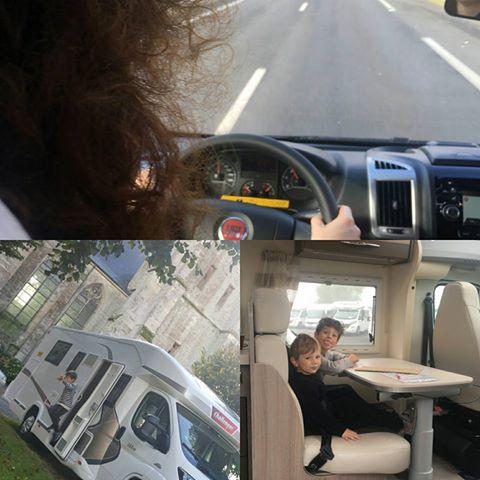 Voyage camping-car