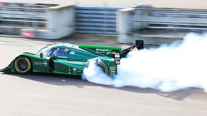 Drayson Electric Vehicle