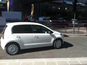 VW Up! 5 portes