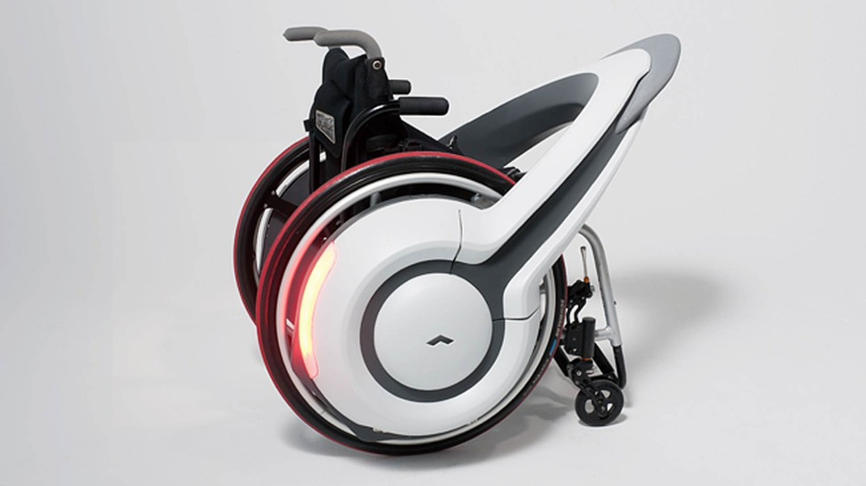 Whill fauteuil roulant electrique