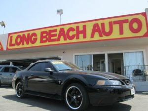 Ford Mustang de 2002