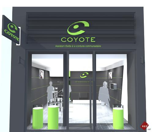 coyote stores des lieux de vies cosy pour la communaut coyote charlotteauvolant. Black Bedroom Furniture Sets. Home Design Ideas