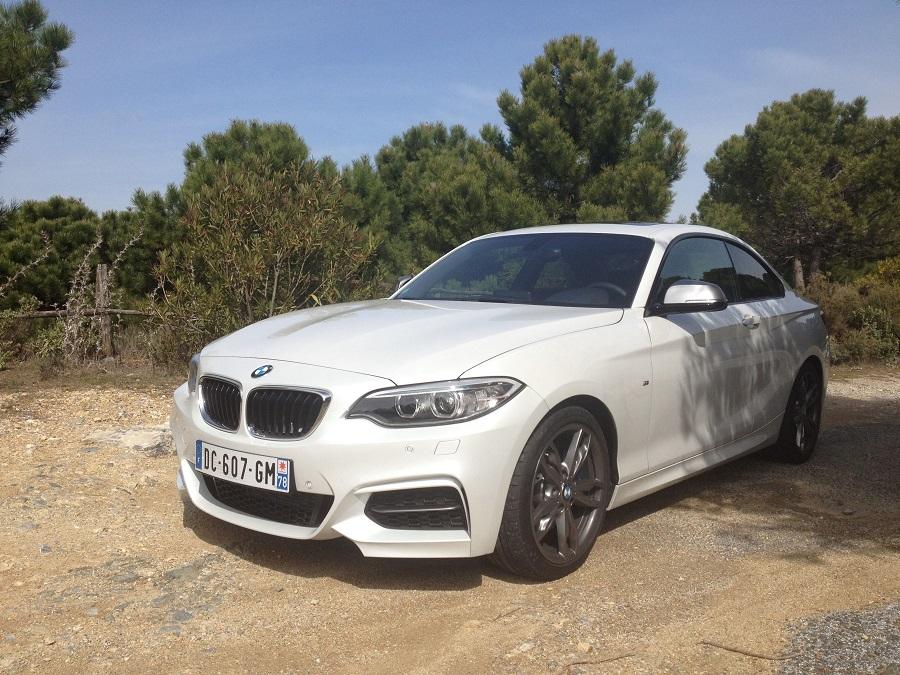 BMW Série 2 coupé M235I BVA