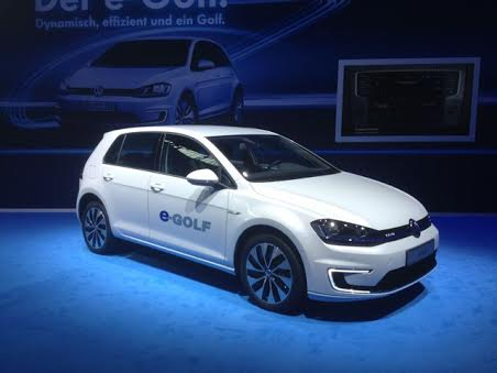 essai VW e-golf