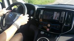 essai Nissan e-nv200