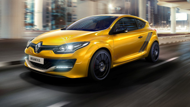 Mégane RS 275 Trophy