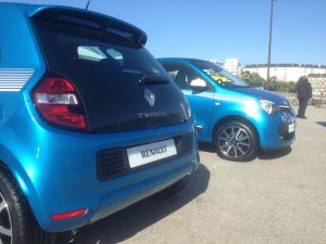 Nouvelle Renault Twingo 2014