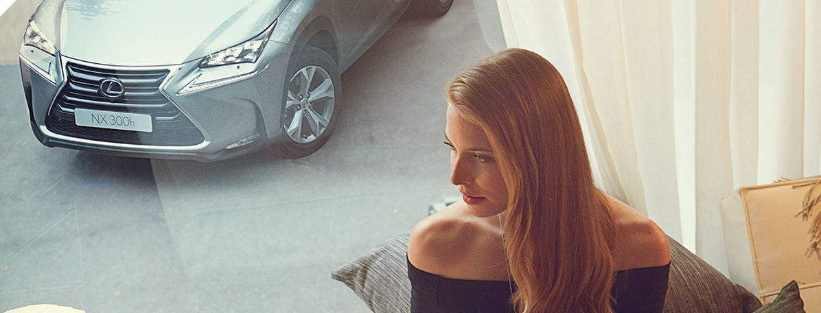 Test Lexus NX 300 H