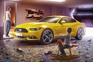 Dingo Mustang 2015