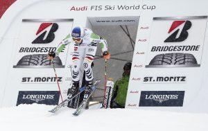 Bridgestone soutient la coupe du monde de ski Audi FIS.