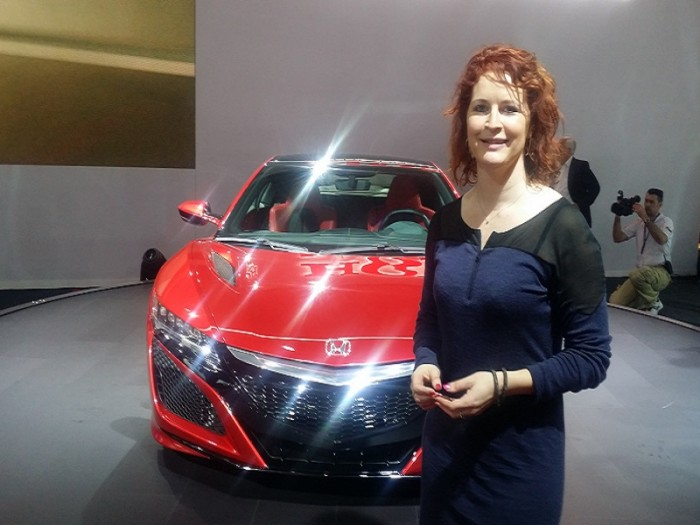 Salon auto Geneve 2015