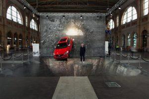 Erik Johansson a fait des photos pour Volvo.