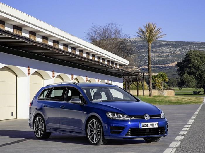 Essai Volkswagen Golf R SW