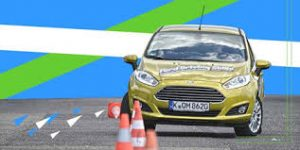 Ford Driving Skills 2015