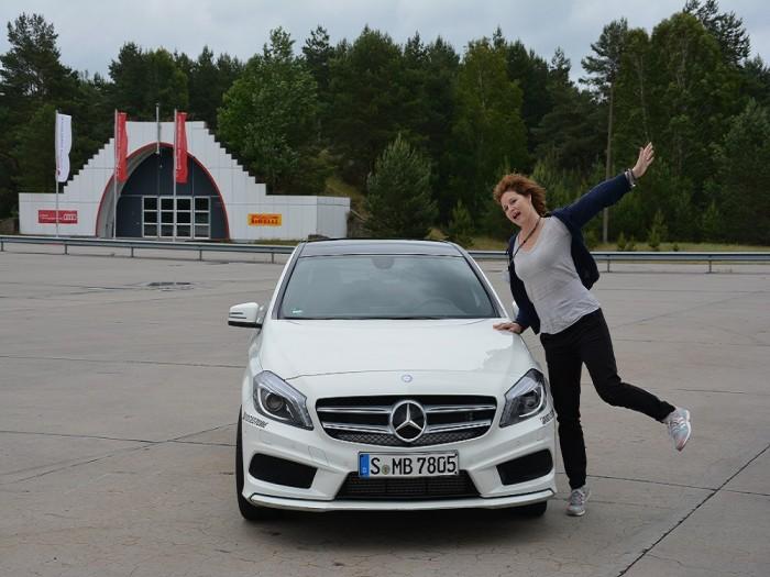Driving Events Mercedes