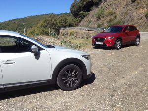 SUV Mazda