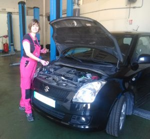 La mecanique pour les filles
