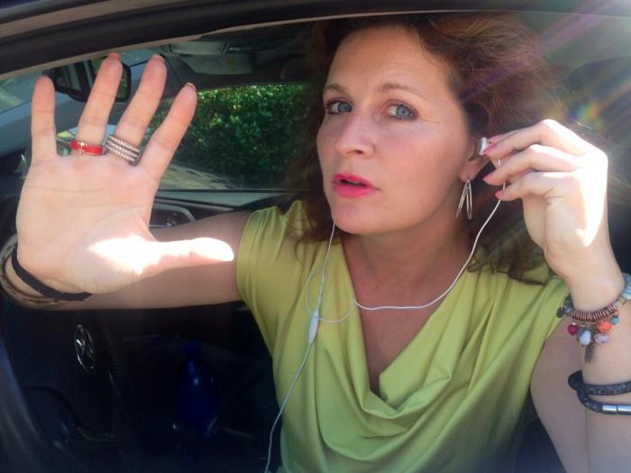 Interdit en voiture