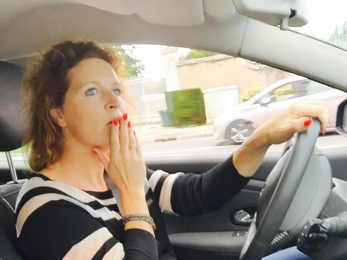 Conduire pour travailler