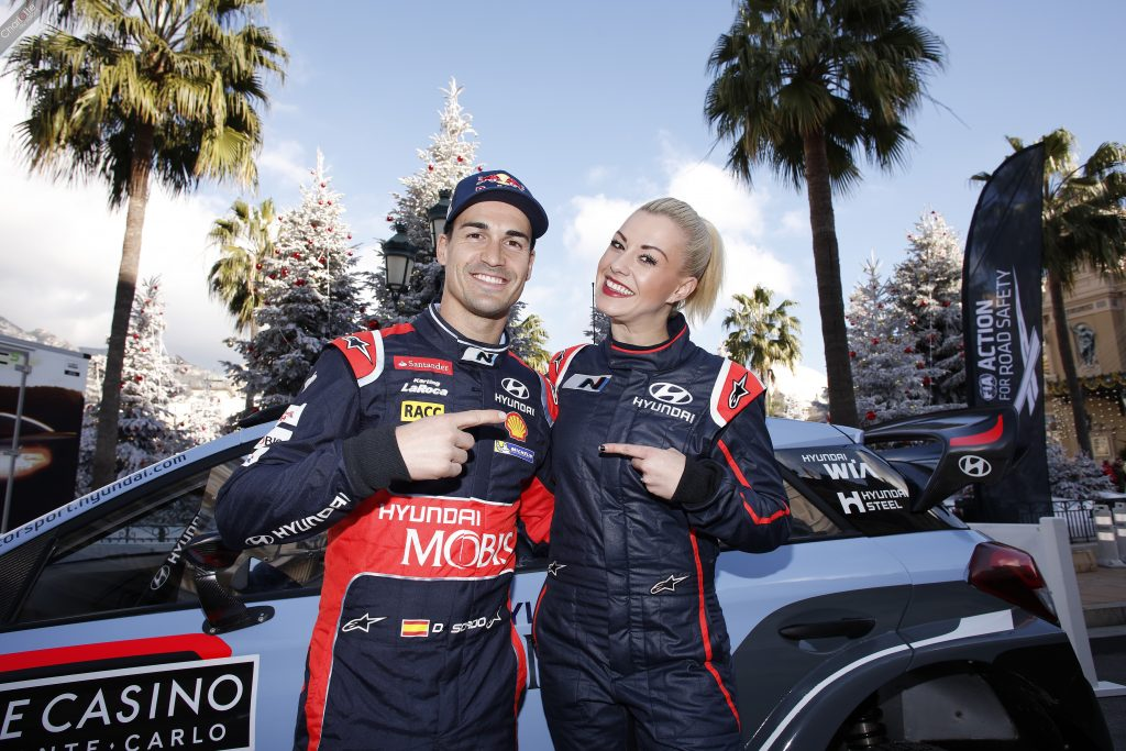 Katrina Patchett WRC