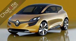 concept Renault R-Space