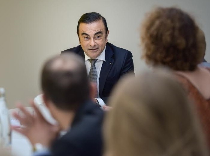 Interview Carlos Ghosn