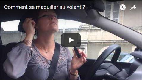 Femmes voiture