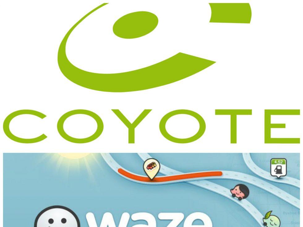 Waze Coyote