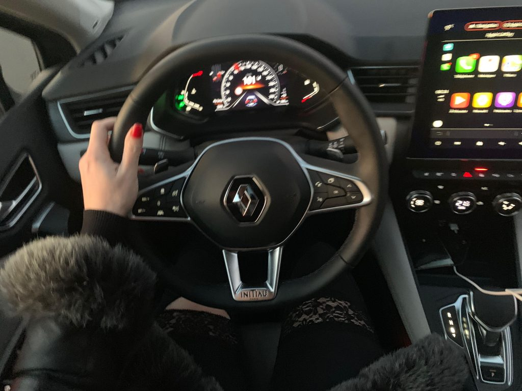 Essai nouveau Renault Captur Initiale Paris