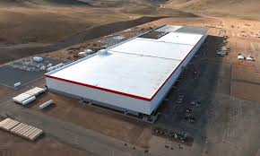 Tesla usine