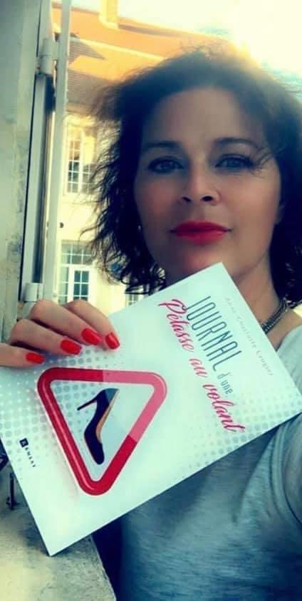 Anne-Charlotte Laugier, Journal d'une Pétasse au volant