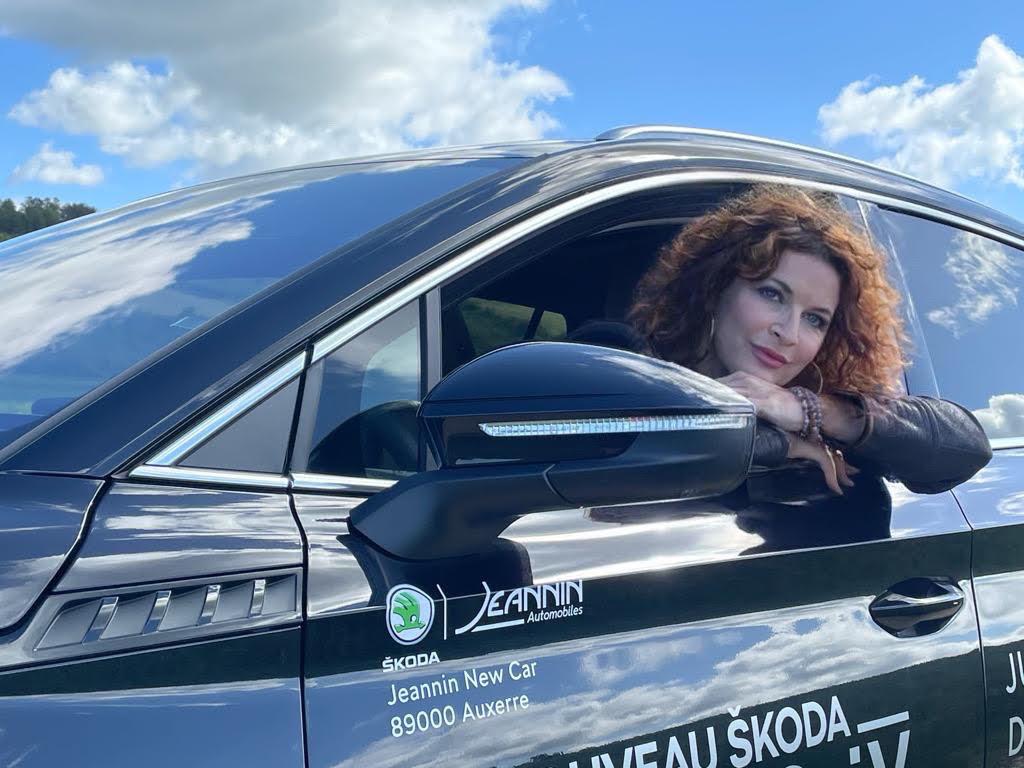 Enyaq SUV électrique