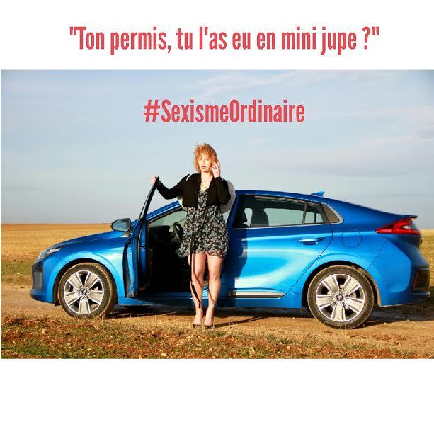femme automobile